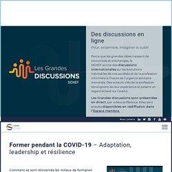 SIDIIEF - Former pendant la COVID-19 – Adaptation, leadership et résilience