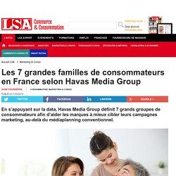 Les 7 grandes familles de consommateurs en...