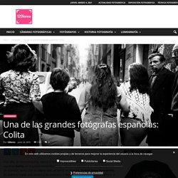 Una de las grandes fotógrafas españolas: Colita - 120lomo
