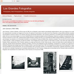 Los Grandes Fotografos: John Gutmann (1905-1988)