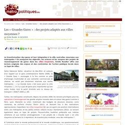 Metropolitiques.eu : Les « Grandes Gares » : des projets adaptés aux villes moyennes