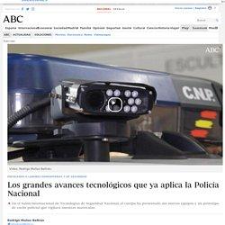 Los grandes avances tecnológicos que ya aplica la Policía Nacional