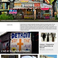Grandeur et décadence de Detroit