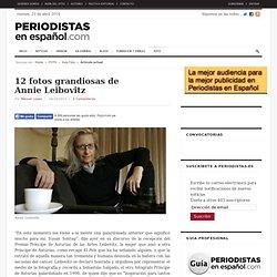 12 fotos grandiosas de Annie Leibovitz