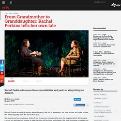 From Grandmother to Granddaughter: Rachel Perkins tells her own tale