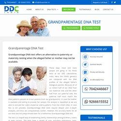 Grandparentage DNA Test – A Property Dispute DNA Test - DNA Center India