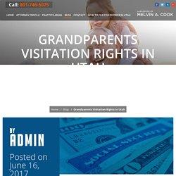 Grandparents Visitation Rights in Utah