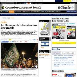 Le Hamas entre dans la cour des grands