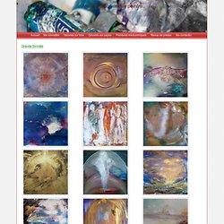 SITE redor-peinture.fr Annick Redor, artiste peintre