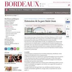 Les grands projets - Bordeaux 2030