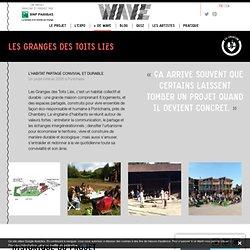 Les Granges des Toits Liés - Wave, Un projet imaginé et produit par BNP Paribas