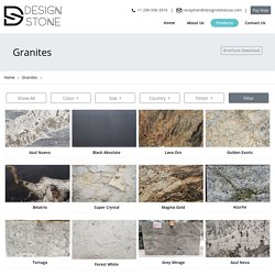 Granite Countertops Seattle - Design Stone