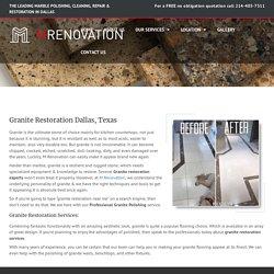 Granite Polishing Dallas