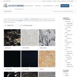 The Best Granite Slabs in Sydney - Avant Stone