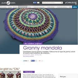 Granny mandala