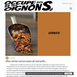 Granola - Occupe-toi de tes oignons