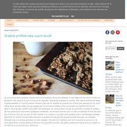 Granola protéiné banane amaranthe ou quinoa