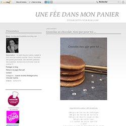 Granolas au chocolat, rien que pour toi ... - Le blog de titouillette.over-blog.com