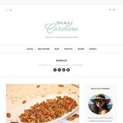 Granolas - OHLALA CAROLINE