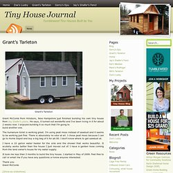 Tiny House Journal