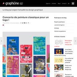 Concerto pour un logo - Graphéine - Agence de communication Paris Lyon