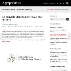 """La nouvelle identité de l'INEC """"plus ultra"""" ! - Graphéine - Agence de communication Paris Lyon"""
