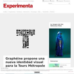 Graphéine propone una nueva identidad visual para la Tours Métropole