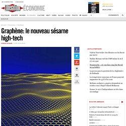 Graphène: le nouveau sésame high-tech