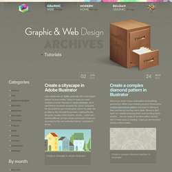 Veerle's blog 3.0 - Webdesign - XHTML CSS