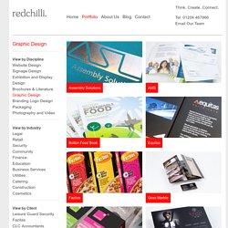 Graphic Design & Print Bolton