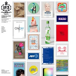 Graphic Design Agency ++ Agence de Graphisme ++ Paris : France