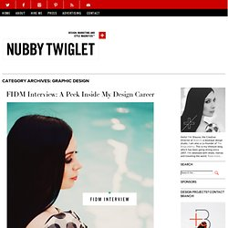 Graphic Design | Nubby Twiglet | Page 2