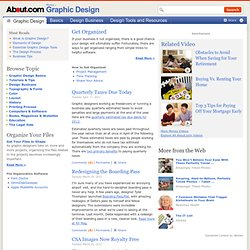 About Graphic Design - Graphic Design Tutorials, Tips and Career