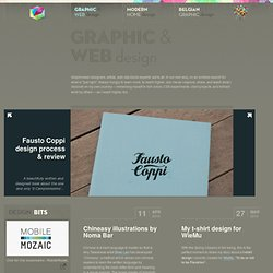 Graphic & Web Design | Veerle's blog 3.0 - Webdesign - XHTML CSS | Graphic Design