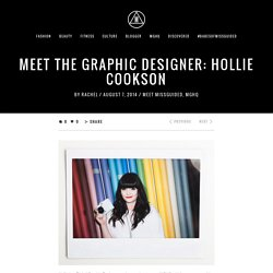 MEET THE GRAPHIC DESIGNER: HOLLIE COOKSON - Missguided