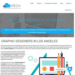 Graphic Designers in Los Angeles