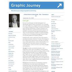 Graphic Journey Blog: God's gift