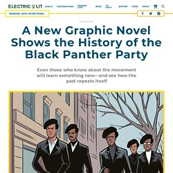 A New Graphic Novel Shows the History of the Black Panther Party
