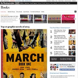 Top 10 graphic novels of 2013