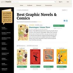 Best Graphic Novels & Comics 2020 — Goodreads Choice Awards