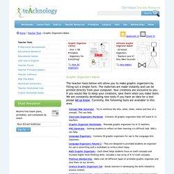 ... Language Arts Worksheet Makers - Worksheets In Seconds - Over 30 Types