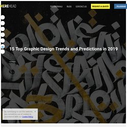 15 Top Graphic Design Trends and Predictions in 2019 - Merehead