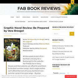 Graphic Novel Review: Be Prepared by Vera Brosgol – Fab Book Reviews