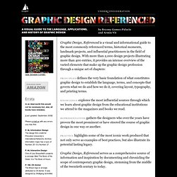 Graphic Design, Referenced by Bryony Gomez-Palacio and Armin Vit