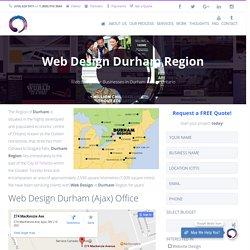 Web Design and Graphic Design Services Durham Region, Ontario