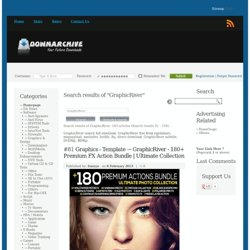 GraphicRiver Hotfile Megaupload Zippyshare & Rapidshare Torrent - DownArchive.Com