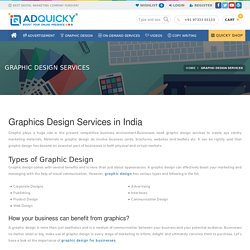 Graphics Design Services in India