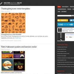 Vector Graphics Blog | Free Graphic Design Resources