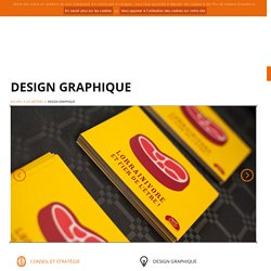 Design graphique - Agence de communication Billiotte & Co à Nancy, Metz (Lorraine)