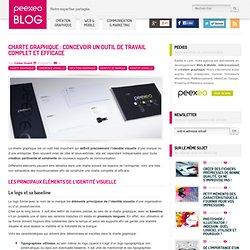 Charte Graphique : définition de l'identité visuelle - Blog Peexeo